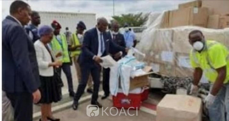 Cameroun : Coronavirus, le pays se fait livrer 100 respirateurs et 300 mille tests de diagnostic