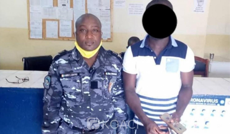 Côte d'Ivoire : Le présumé violenteur de la chuteuse du 2ème étage, interpellé, une enquête ouverte