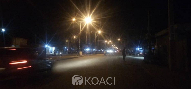 Togo :  Couvre-feu, un rapport de la Force anti-pandémie sur des violations après une sortie du CACIT