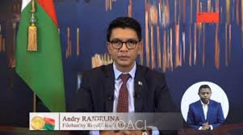 Madagascar : Andry Rajoelina annonce la découverte d'« un remède miracle » contre le Covid-19