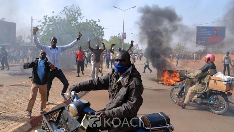 Niger: Empêchés de prier dans une mosquée, des jeunes en colère s'opposent aux forces de l'ordre à Niamey