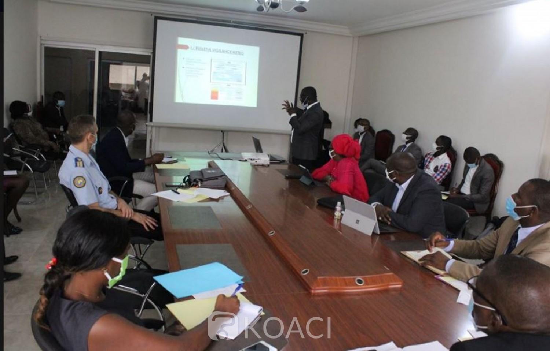 Côte d'Ivoire : En plein coronavirus et en prévision de la saison des pluies,  les  acteurs  pour la lutte contre les inondations se préparent aux risques