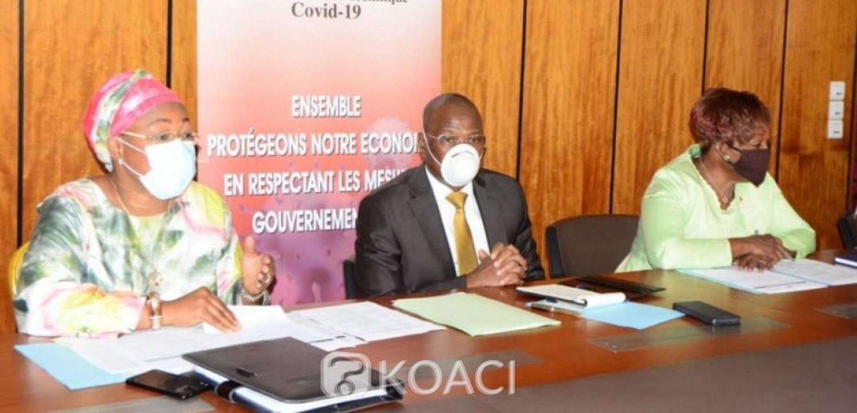 Côte d'Ivoire : COVID-19, mise en œuvre du plan de riposte sanitaire et économique, un guichet unique virtuel créé pour recevoir et enregistrer toutes les saisines et demandes d'informations