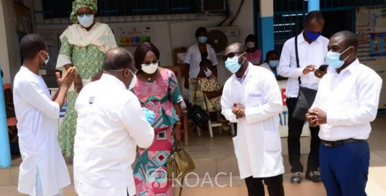 Côte d'Ivoire : 3 ans d'EDS au cimetière et dans un centre de santé