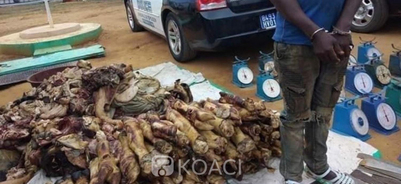 Côte d'Ivoire : Une tonne de viande de bœuf saisie à Yopougon pour une affaire d'hygiène