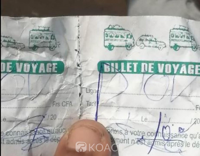 Côte d'Ivoire : Isolement d'Abidjan, entre l'impossibilité d'obtenir un laissez-passer via internet pour les uns et l'organisation de voyages clandestins pour les autres