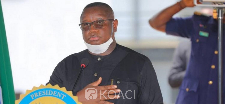 Sierra Leone :  Covid-19, le Président Bio s'est auto-isolé, la cause