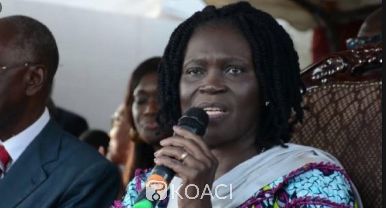 Côte d'Ivoire : Présidentielle 2020, Simone Gbagbo prévient qu'elle n'a ordonné aucune levée de fonds