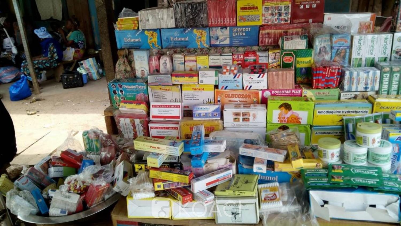 Cameroun : 210 cartons de fausse chloroquine saisis par les douaniers