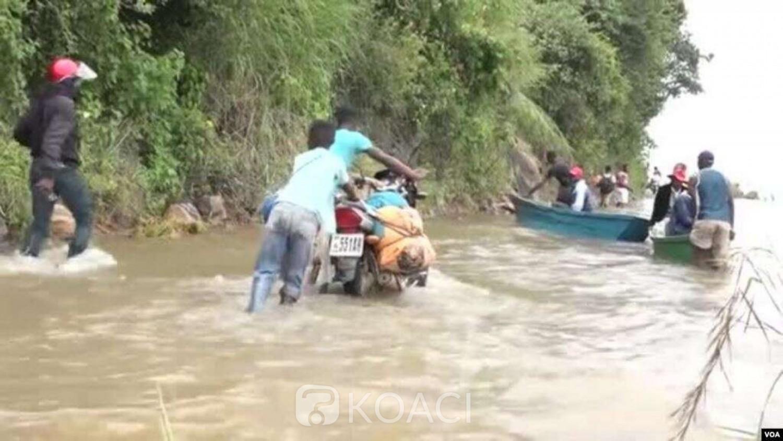 RDC : Les pluies diluviennes ont fait 52 morts à Uvira