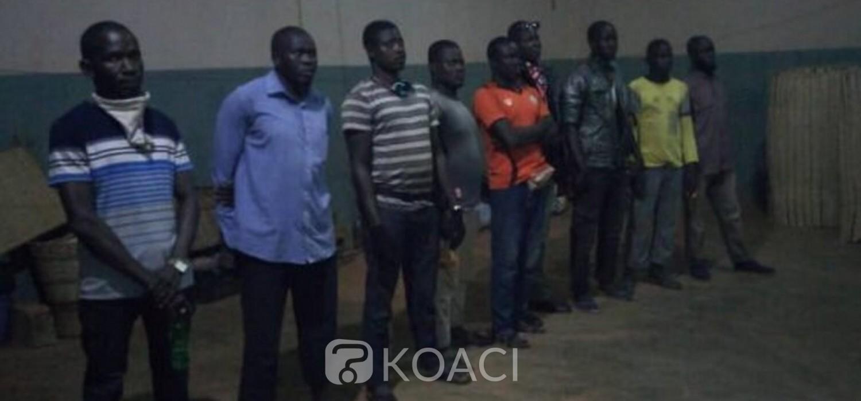 Ghana-Togo : Echec d'une tentative d'entrer de 9 personnes au Togo