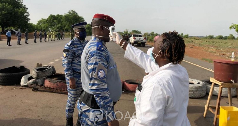 Côte d'Ivoire : Lutte contre le Covid-19, aux postes frontaliers, Apalo appelle ses hommes à redoubler de vigilance