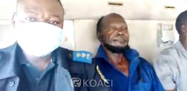 RDC :  Arrestation de Muanda Na Nsemi