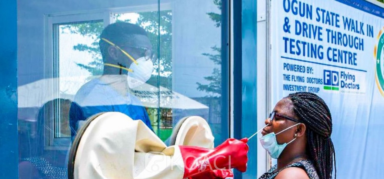 Nigeria-Togo :  Covid-19, 3 nigérians rapatriés du Togo testés positifs