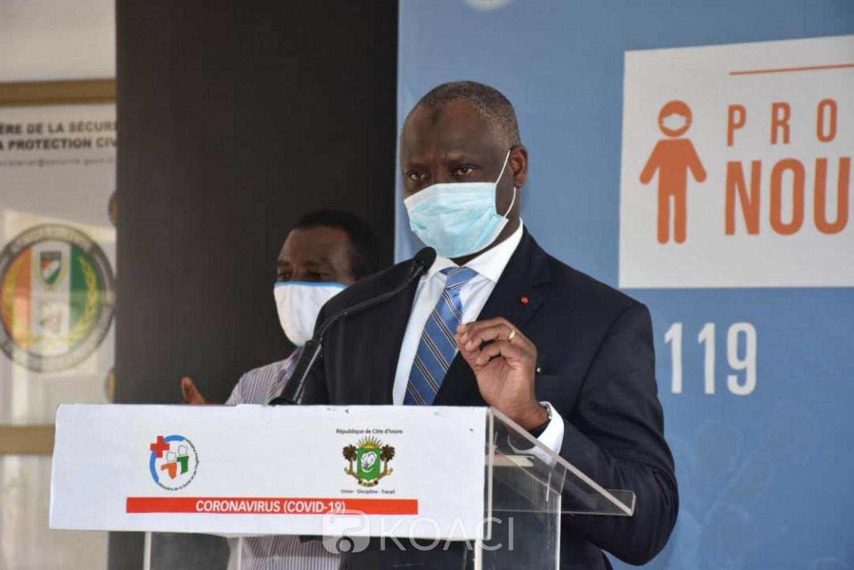 Côte d'Ivoire :  Abidjan, non respect du port obligatoire de masque pour tout usager dans le secteur du transport, répression dès lundi