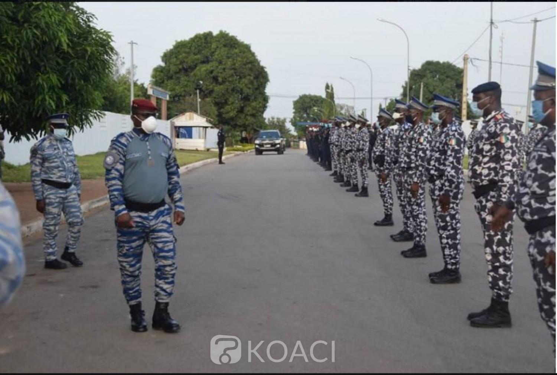 Côte d'Ivoire : A propos des primes, tous les gendarmes auront le même montant, assure le Gnl Apalo