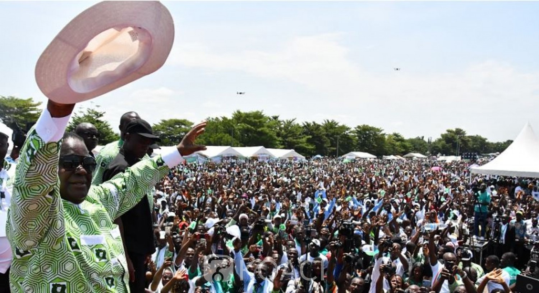 Côte d'Ivoire : Présidentielle, le PDCI dans les débats de positionnement,  le RHDP prépare tranquillement les élections