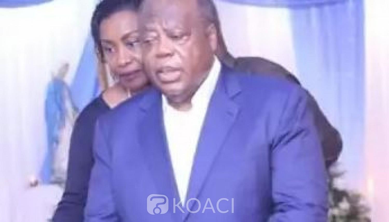 Côte d'Ivoire : Décès de l'Ambassadeur Yao Zadjéhi Marc-Aubin, fils de Jean Konan Banny
