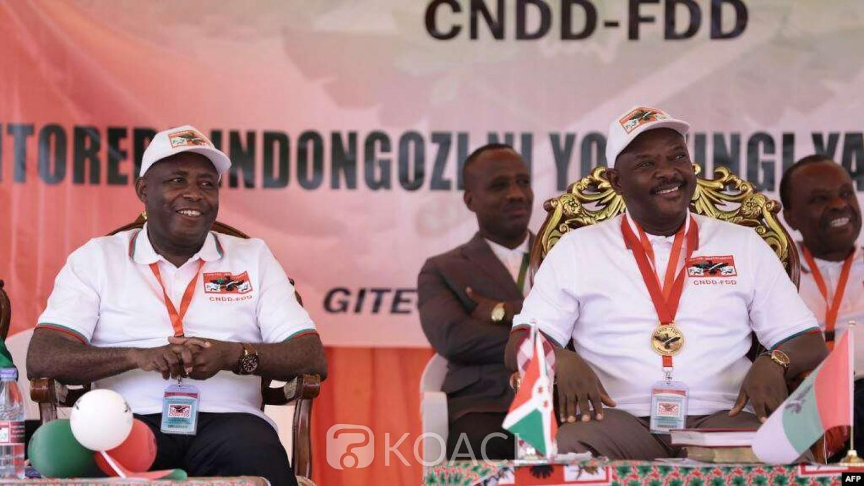 Burundi : Avec 15 cas de Covid-19, Bujumbura lance sa campagne électorale pour la présidentielle de Mai