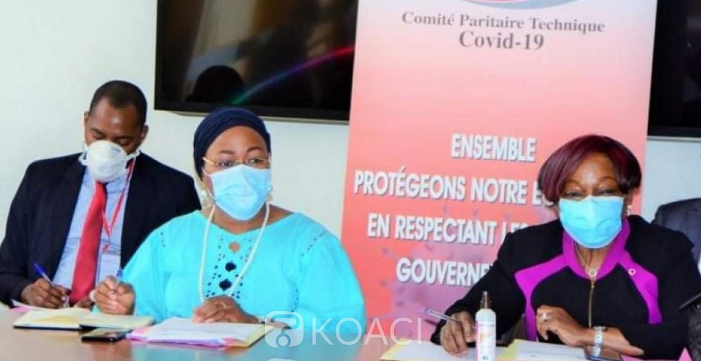 Côte d'Ivoire :  Fonds de Solidarité des Grandes entreprises, des PME et du Secteur informel, l'argent disponible en mai
