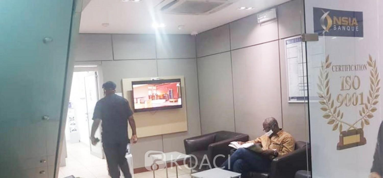 Côte d'Ivoire : Face aux nombreux cas de guérison du Covid19, une structure bancaire annonce la réouverture de ses agences samedi