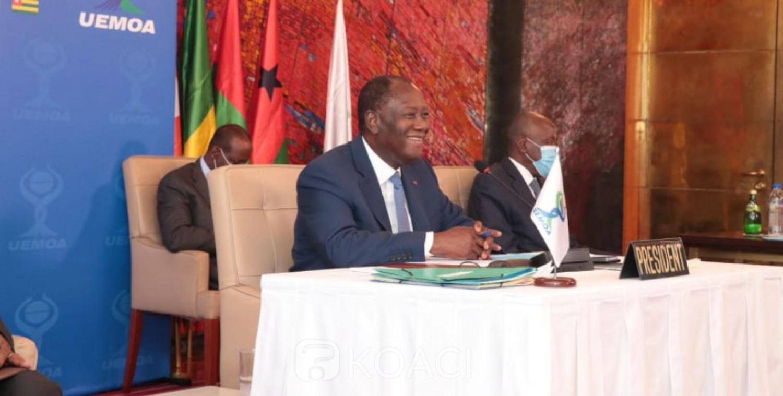 Côte d'Ivoire : UEMOA, Alassane Ouattara annonce le prochain sommet pour juillet à Yamoussoukro
