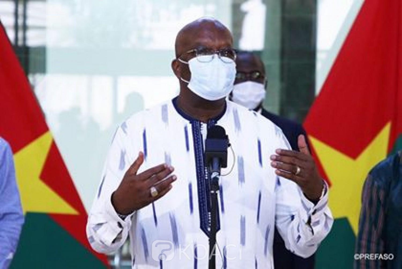 Burkina Faso : Sommet virtuel de l'UEMOA, des bonds Covid-19 pour faciliter la lutte contre la pandémie
