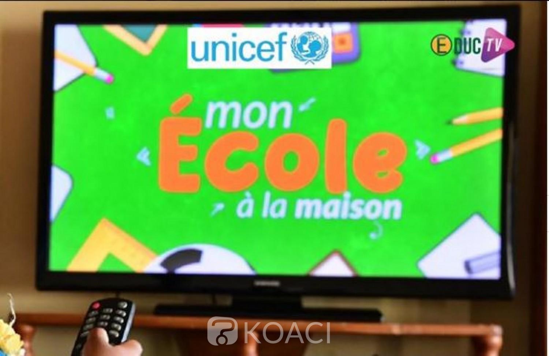 Côte d'Ivoire : Changement d'horaires pour les cours à distance diffusés sur les medias audio-visuels