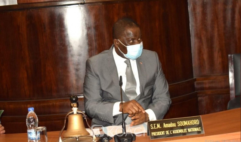 Côte d'Ivoire : Retour à la normale, le Parlement se prépare à reprendre ses activités avec 50 personnes