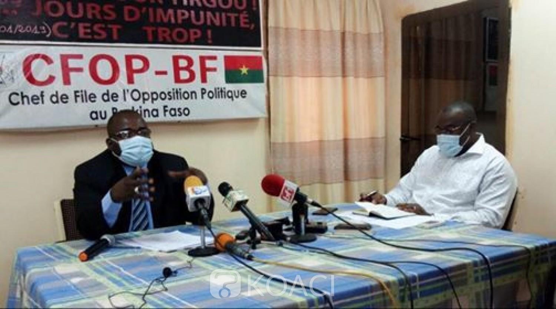 Burkina Faso  : Malgré la pandémie du coronavirus, les élections doivent se tenir à bonne date selon  l'opposition