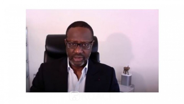 Côte d'Ivoire : 2020, Thiam depuis la Suisse : « Je m'exprimerai le moment venu, je tiendrai cet engagement »