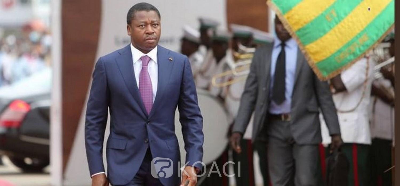 Togo : Faure Gnassingbé va entamer son nouveau mandat