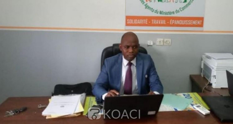 Côte d'Ivoire : Les agents du Ministère du Commerce en colère, interpellent  Amadou Gon Coulibaly  et Souleymane Diarrassouba