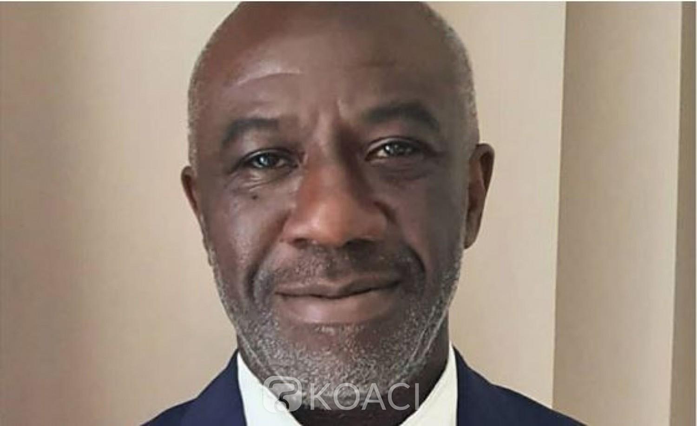 Côte d'Ivoire : Après avoir dit non au GPS de Soro, Adom Roger prend la Direction ivoirienne de GVA