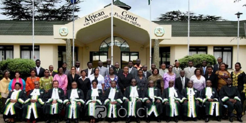 Côte d'Ivoire : Recul démocratique ? Voici comment la CADHP pourra désormais être saisie