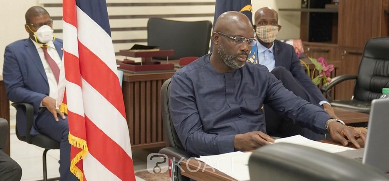 Liberia :  Démenti de l'intrusion d'un « fou » dans la maison de Weah