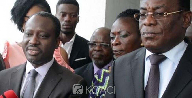 Côte d'Ivoire : Condamnation de Soro, Affi s'inquiète de la célérité du procès ayant conduit à une lourde peine
