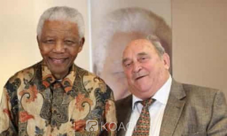 Afrique du Sud : Mort à 87 ans de Denis Goldberg, compagnon de lutte de Mandela