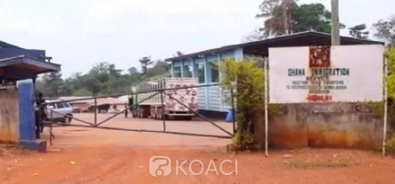 Ghana - Côte d'Ivoire : 53 ivoiriens priés de faire demi-tour