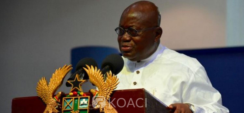 Ghana :  Présidentielle 2020 et Covid-19, avis en cas de l'expiration du mandat du Président sans élections