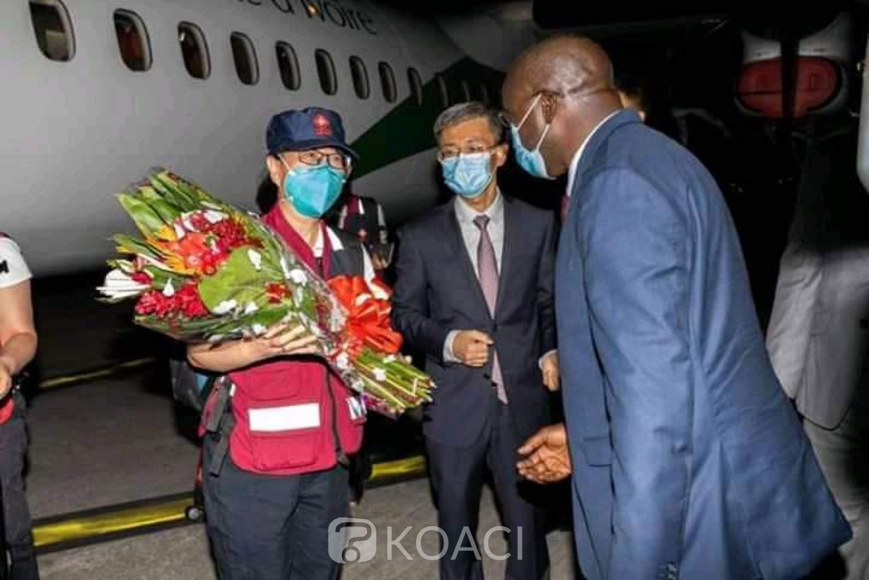Côte d'Ivoire : Coronavirus, accusée par les USA, la Chine envoie une équipe d'expertise médicale à Abidjan