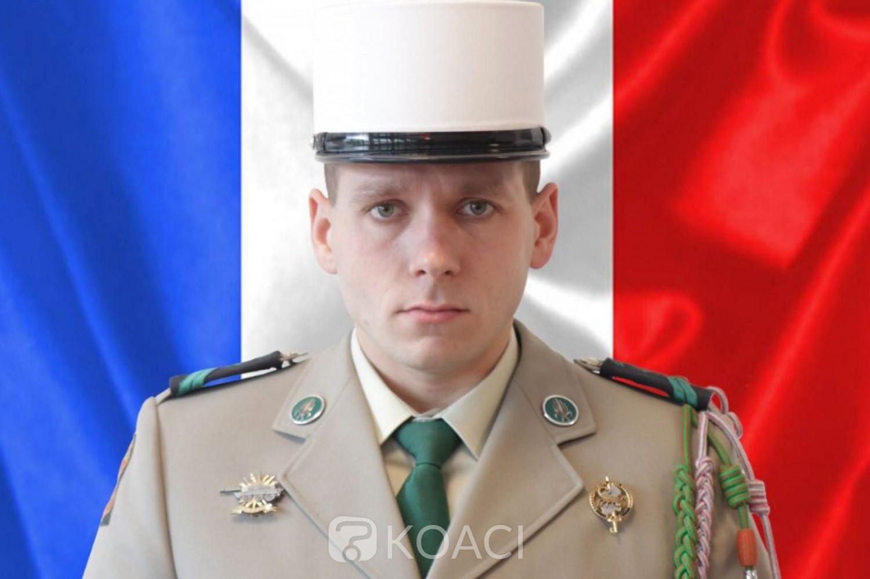 Mali-France : Décès d'un soldat de la légion étrangère gravement blessé dans le Liptako