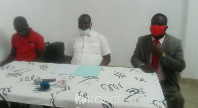 Côte d'Ivoire : Des enseignants proches de Soro Guillaume accusent le régime de « vouloir confisquer le pouvoir d'Etat »