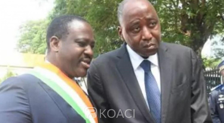 Côte d'Ivoire : Le « contrôle médical » d'Amadou Gon devient une « évacuation pour des soins » pour Guillaume Soro