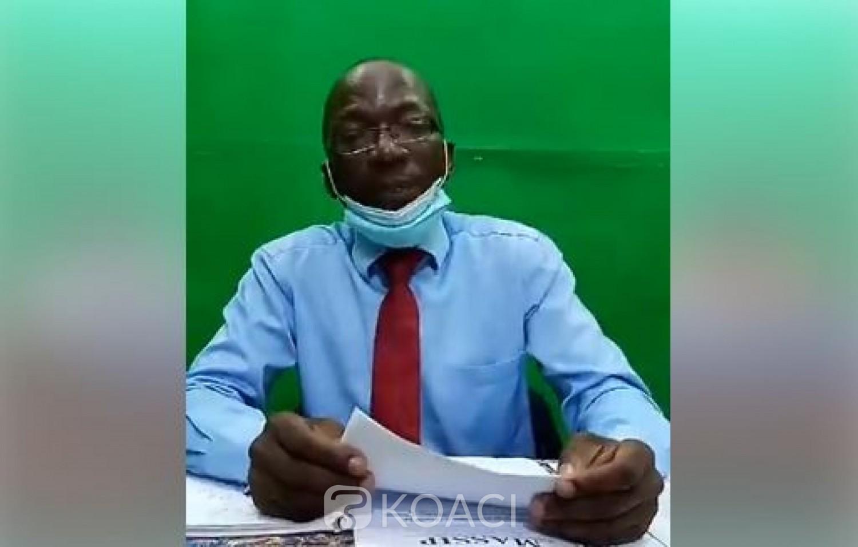 Côte d'Ivoire : Prime Covid-19, dénonçant un flou dans la répartition, des agents de santé se manifestent