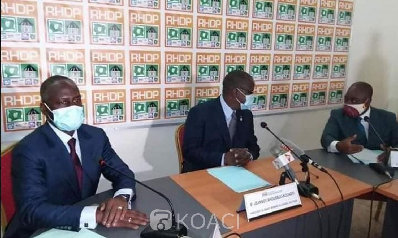 Côte d'Ivoire : Transhumance politique, quatre Maires PDCI rejoignent le RHDP