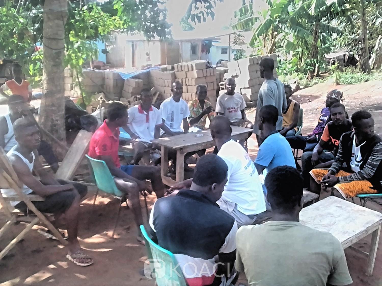 Côte d'Ivoire : À Songon, les jeunes se braquent contre l'enterrement en violation des règles coutumières d'un des leurs par le chef sortant