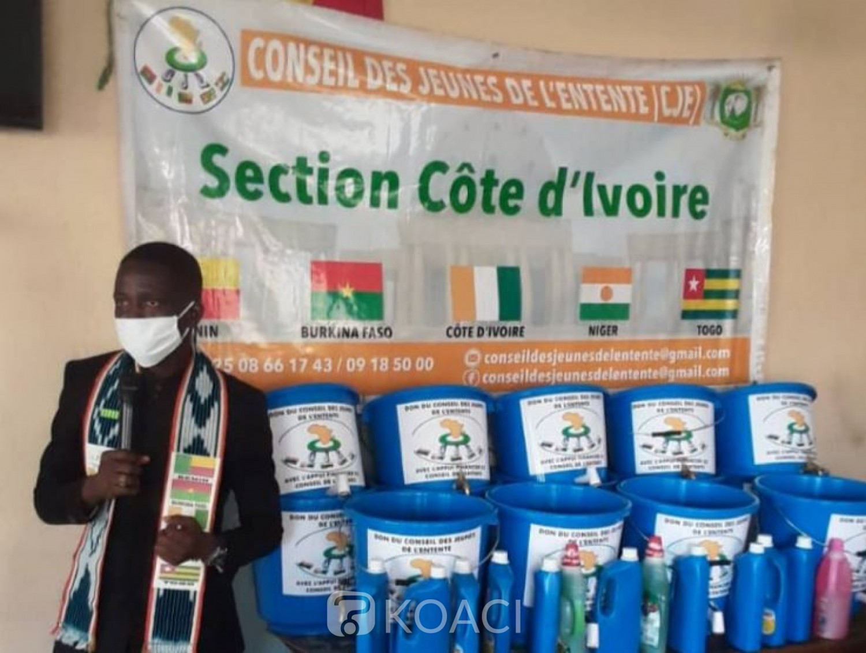 Côte d'Ivoire : Lutte contre le Covid-19, des jeunes de la sous-région mettent en place un plan de riposte contre la pandémie
