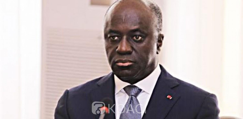 Côte d'Ivoire : Après la condamnation par contumace de Soro, Adou à propos de Amon Tanoh : « Tous ceux qui sont impliqués vont être poursuivis »