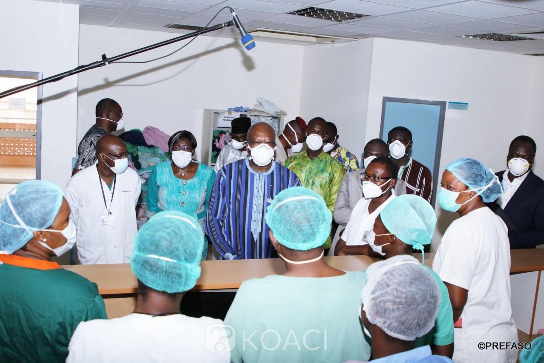 Burkina Faso : Coronavirus, 16 nouveaux cas dont 11 importés de Turquie et du Niger, et 2 décès